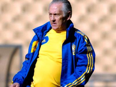 Тренер украинцев о матчах с Сан-Марино и Англией