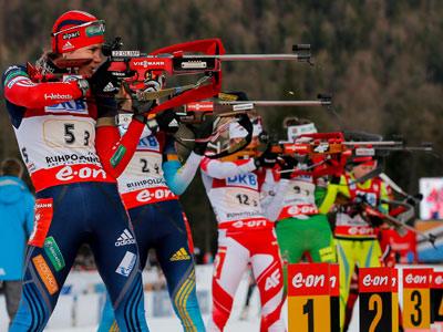 Пять самых неудачных гонок российских биатлонисток