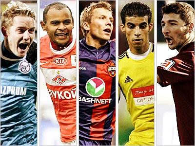 Самые универсальные игроки Премьер-Лиги