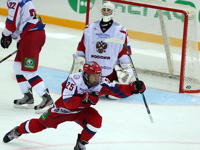 ФХР берётся за детский хоккей