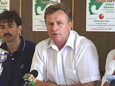 Сергей Чеченков