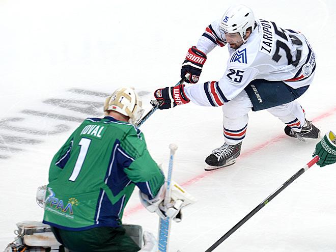 Виталий Коваль и Данис Зарипов
