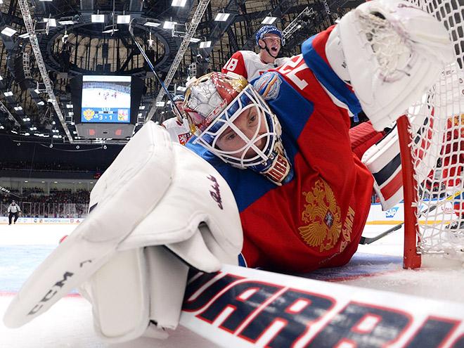 7 выводов по игре сборной России перед Кубком мира по хоккею – 2016