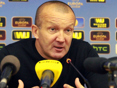 Григорчук и Гард - о матче в Одессе
