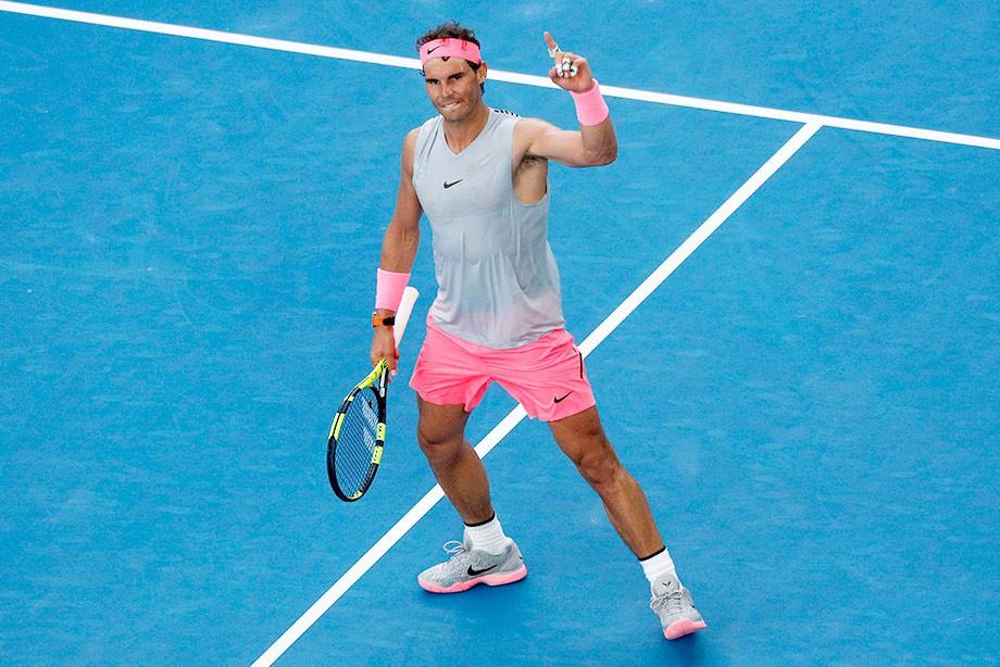Пощады не будет: Надаль разгромит Чилича на Australian Open
