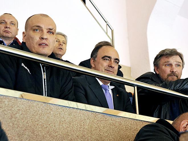 Андрей Разин пропустит два матча финала «Братины»