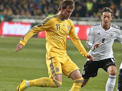 Ярмоленко оценил готовность сборной к Евро