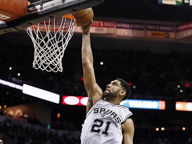 На Западе НБА пять команд разделяет две победы