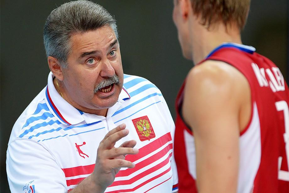 Русские волейболисты сыграют сСША, Сербией иАвстралией наЧМ