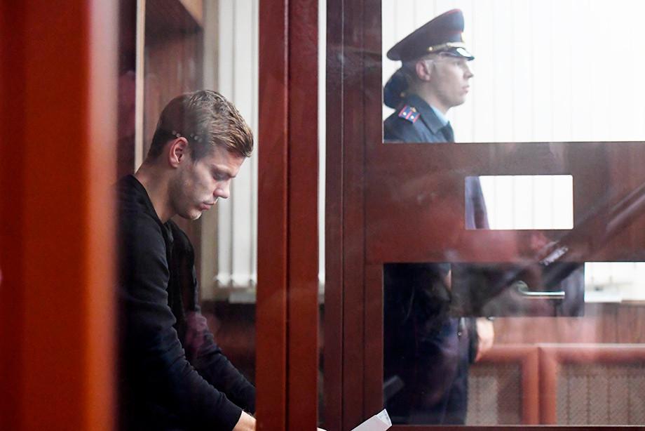 Смолов попросил простить Мамаева иКокорина