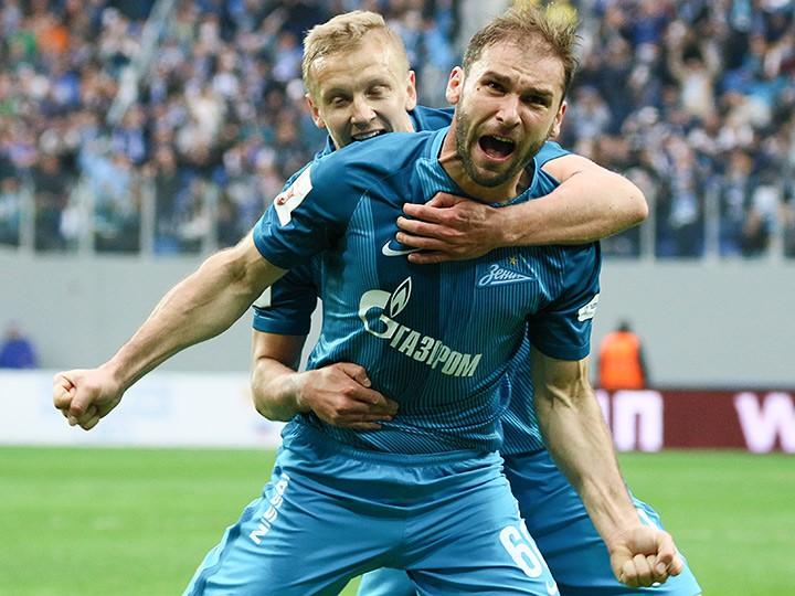 После скандального матча «Зенит»— «Урал» екатеринбургский клуб оштрафовали на 100 000 руб.