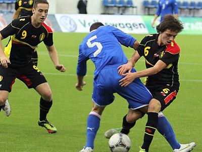Бельгия — Италия — 0:1
