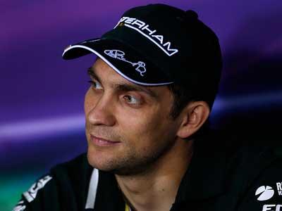 Виталий Петров — о квалификации Гран-при Абу-Даби