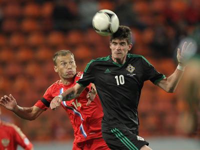 Северная Ирландия и Россия сыграют 14 августа