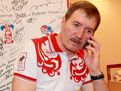 Женская сборная России обыграла мужской клуб