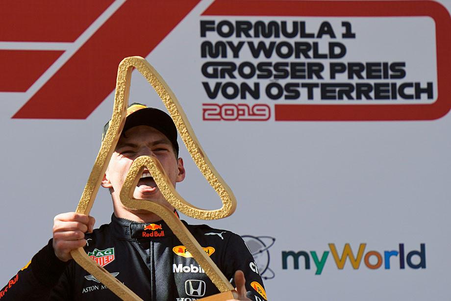 Гран-при Австрии Формулы-1, обзор прессы