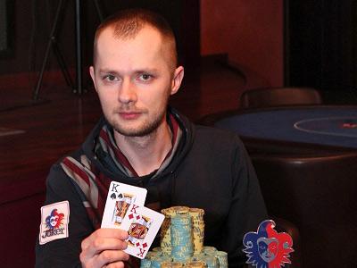 Дмитрий Чоп стал чемпионом дебютной серии JokerTou