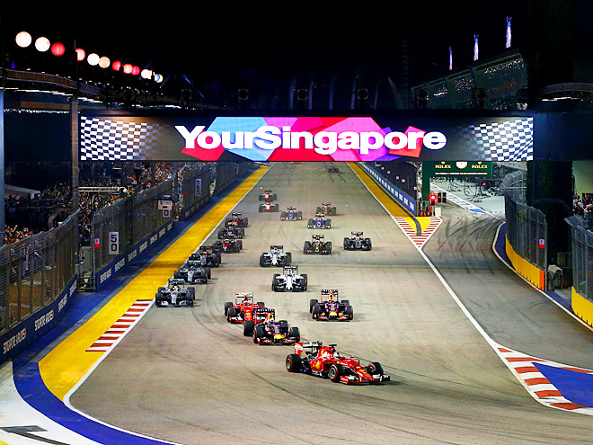 Гран-при Сингапура: Квят, «Мерседес» и прорыв «Макларена»