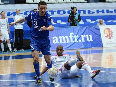 «Динамо» удержало победу в игре с «Сибиряком»