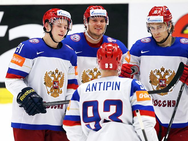 Тарасенко, Куликов, Плотников и Антипин