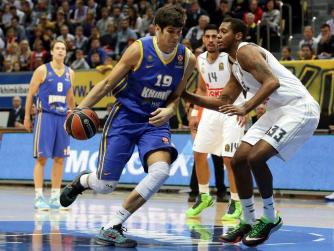 Марко Тодоровичу нравится баскетбол Римаса Куртинайтиса