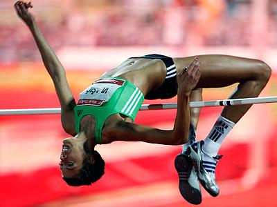 Лёгкая атлетика. Лучшие из лучших. Женщины
