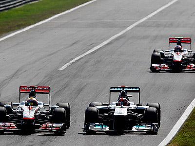 Новый сезон Формулы-1: изменение правил и технические новинки