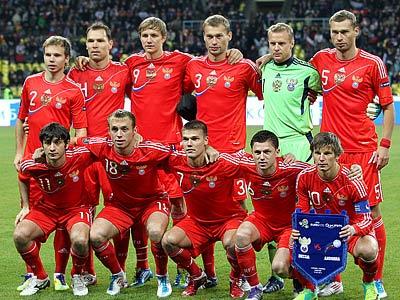 ЧЕ-2012: Россия – в восьмёрке самых ценных сборных