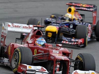 Анализ выступлений команд Формулы-1 на Гран-при Германии