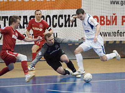 Итоги мини-футбольного сезона-2011/12 для МФК КПРФ