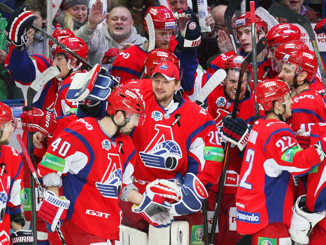 Как «Локомотив» может выиграть у «Льва»