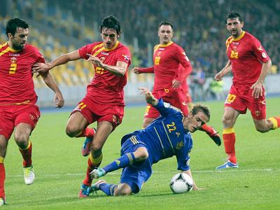 Украине в Черногории нужна только победа