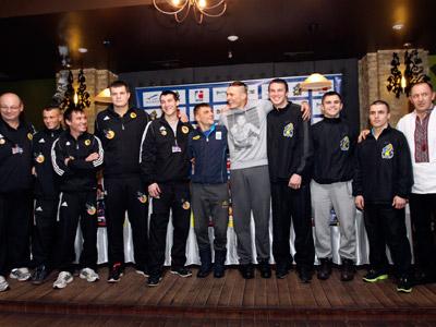 Украинцы встретятся с «German Eagles»