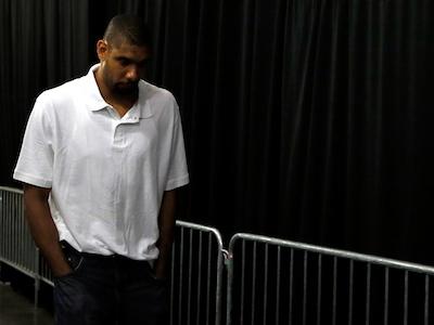 Данкан и Попович - о поражении в финале НБА