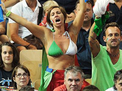 Евробаскет-2013. Греция — Италия