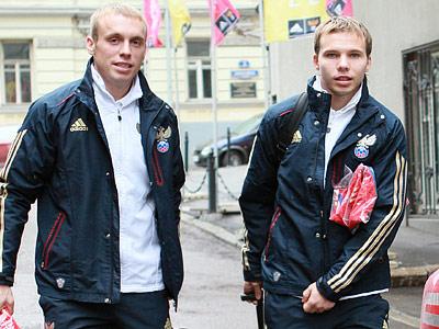 Неразлучная пара — Глушаков и Шишкин