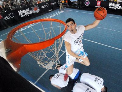 Завершился шестой розыгрыш турнира по уличному баскетболу MoscowOpen