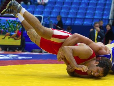Сборная России по борьбе завершила квалификационный отбор в Лондон