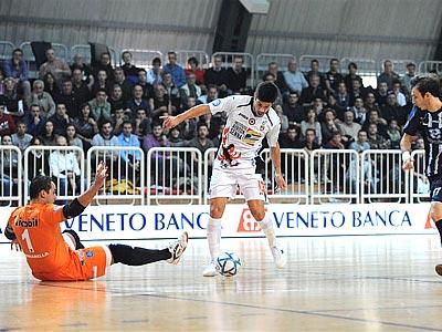 Обзор 6-го тура чемпионата Италии по мини-футболу