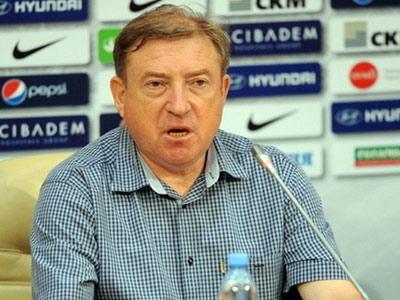 Тренер «Говерлы» о матче с «Динамо» и чемпионате