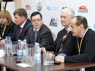 Пресс-конференция Кубка поколения