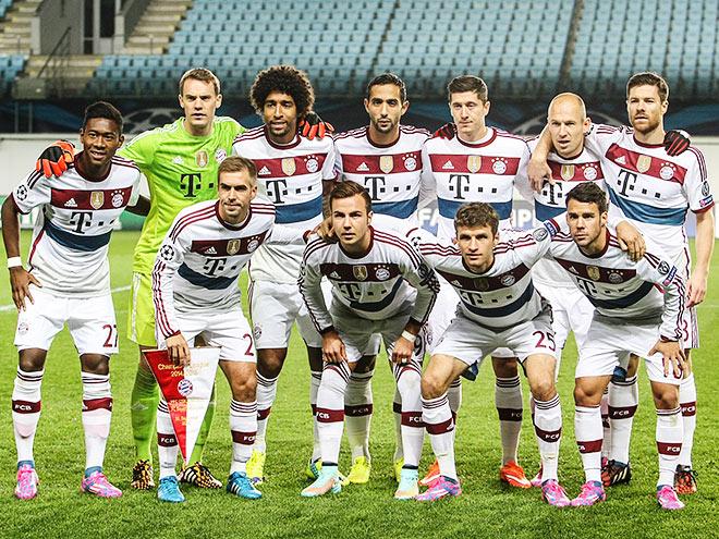 «Бавария» перед матчем с ЦСКА