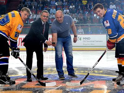 В Донецке прошёл матч юниоров