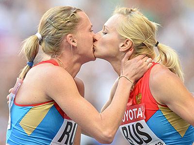 Ксения Рыжова и Татьяна Фирова