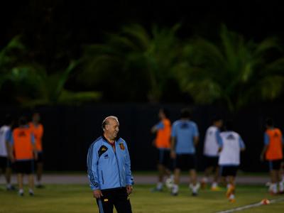 Луис Фелипе Сколари ожидает серьёзной борьбы
