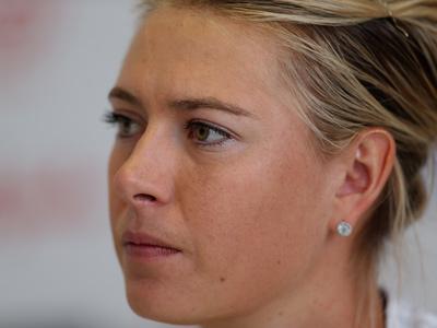 Мария Шарапова снялась с турнира в Риме