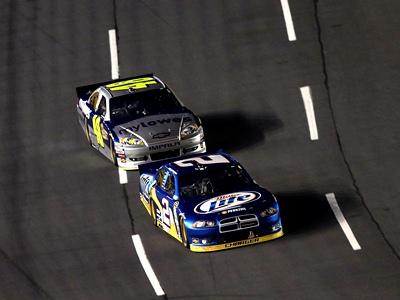 Состоялись шесть гонок плей-офф NASCAR Sprint Cup