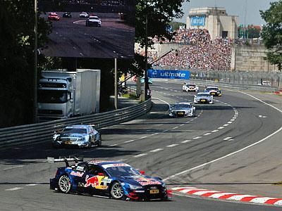 """Обзор этапа DTM на """"Норисринге"""""""