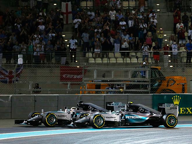 Формула-1 и Гран-при Абу-Даби глазами западных СМИ