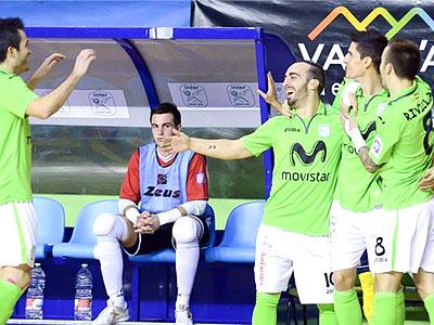 13-й тур чемпионата Испании по мини-футболу
